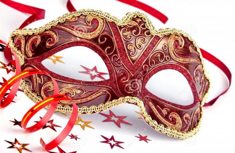 Κατασκευή Αποκριάτικης Μάσκας